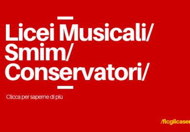 Consulenza mobilità Docenti Smim e Licei musicali 2019/2020